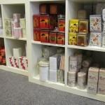 Wir bieten eine große Auswahl an Teedosen