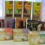 Teepackungen